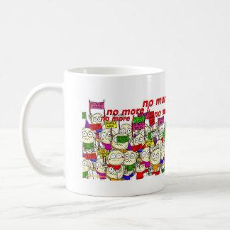 no more ! coffee mug