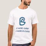 No More 'Curse' T-Shirt