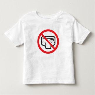 No more dia press! Toilet trainedness T Shirt