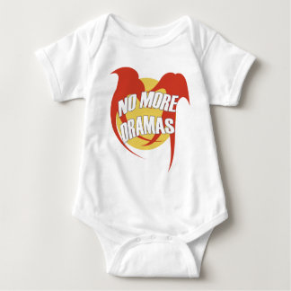 NO MORE DRAMAS BABY BODYSUIT