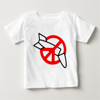 No More Drones Baby T-Shirt