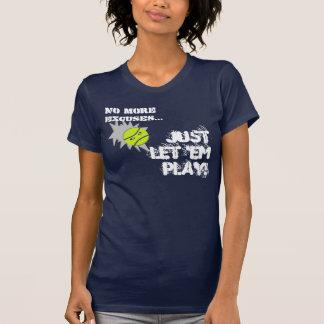 No More Excuses...#2498 by Lake Tennis T-shirts