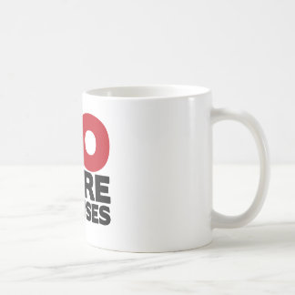 No More Excuses Mug