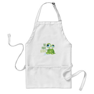 No More Germs Adult Apron