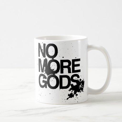 No More Gods Classic White Coffee Mug