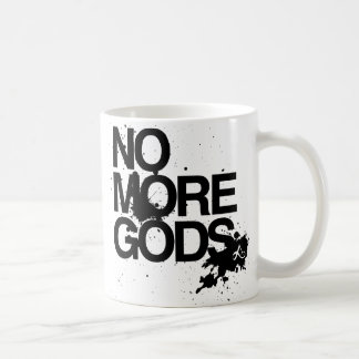 No More Gods Coffee Mug