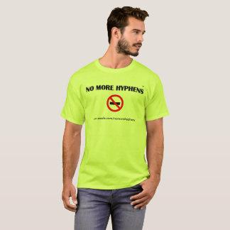 No MOre Hyphens Men's Basic T-Shirt