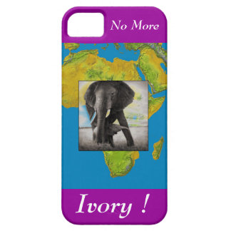 NO MORE IVORY iPhone SE/5/5s CASE