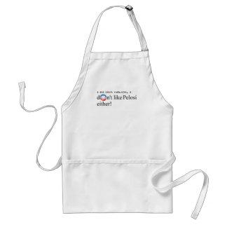 No more liberals! adult apron