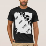 No More Meanies Aiden Block Tee - Black