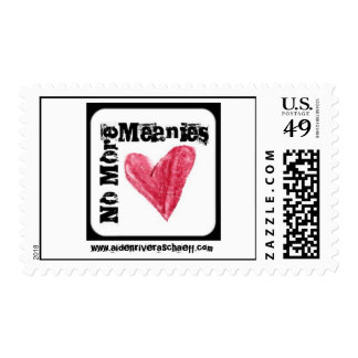 No More Meanies - Stamps