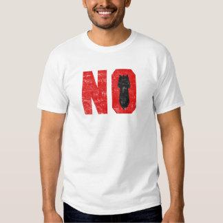 No More Missles/Bombs! Tee Shirt