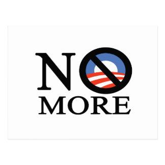 No More Obama Postcard