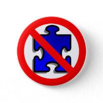 No More Puzzle Pieces for Autism. Button