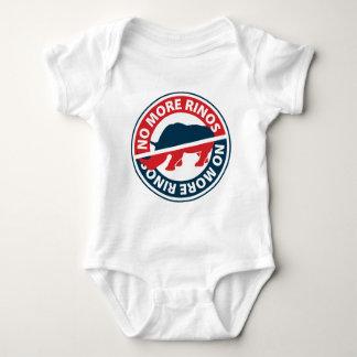 No More RINOS Baby Bodysuit
