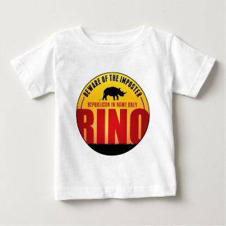 No More RINO's Baby T-Shirt