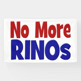 No More RINOs Banner