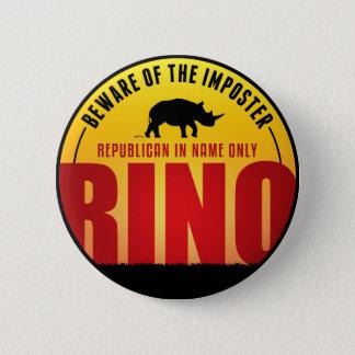 No More RINO's Button