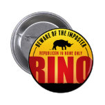 No More RINO's Buttons
