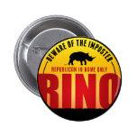 No More RINO's Buttons