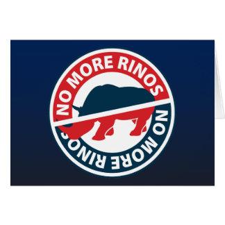 No More RINOS Card
