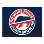 No More RINOS Post Cards
