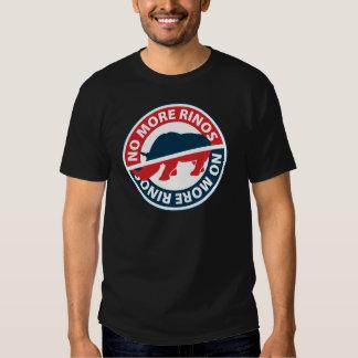 No More RINOS T Shirt