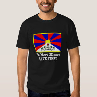 No More Silence Tee Shirt