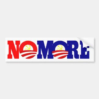 No More Socialism Bumper Sticker