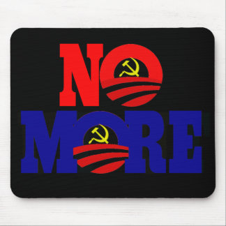 No More Socialism Mouse Pad