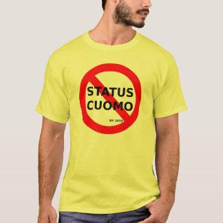 No More Status Cuomo T-Shirt