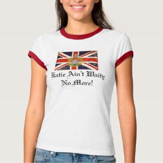 No More Waity Katie T-Shirt