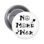 No More War Button