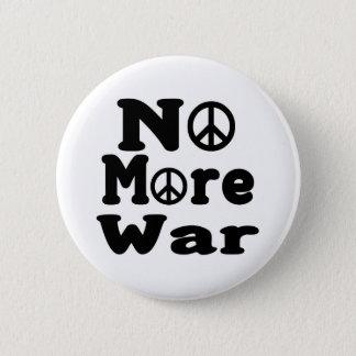 No More War! Button