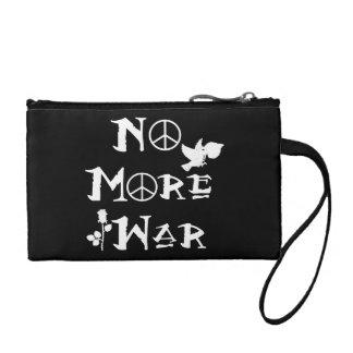 No More War Coin Purse