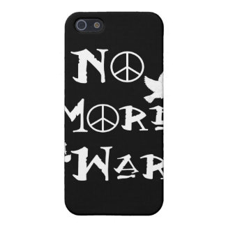 No More War iPhone 5 Covers