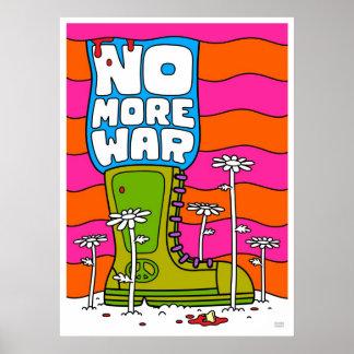 No More War - Poster