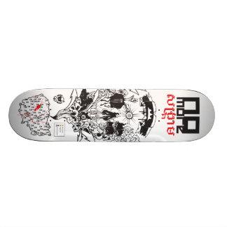 No More War Skateboard Deck
