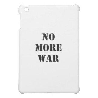 No more war stencil case for the ipad mini