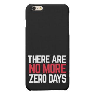 No More Zero Days iPhone 6/6s Plus Phone Case