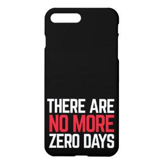 No More Zero Days iPhone 7 Plus Phone Case