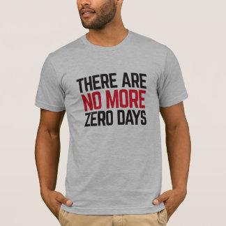 No More Zero Days Men's T-Shirt