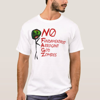 no more zombies T-Shirt