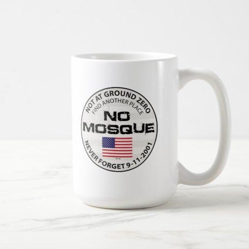 No Mosque At Ground Zero Classic White Coffee Mug