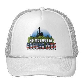 No Mosque At Ground Zero (Liberty) Trucker Hat