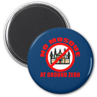 NO MOSQUE at Ground Zero Tshirts, Buttons Magnet