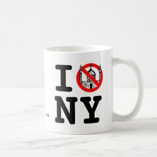 No Mosque NY Coffee Mug