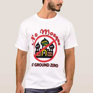 NO MOSQUE T-Shirt