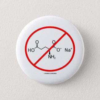 No MSG (No Monosodium Glutamate) Button