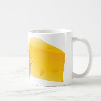 No mueva mi queso taza de café